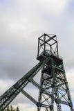 Headframe Colliery Bersham стоковое изображение rf