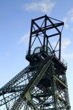 Headframe Colliery Bersham стоковое фото rf