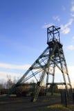 Headframe Colliery Bersham стоковые фото