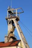 Headframe di Wieliczka Fotografie Stock Libere da Diritti