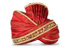Headgear indiano Fotos de Stock Royalty Free