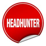 headhunter majcher ilustracji