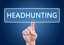 Headhunting Royalty Free Stock Images