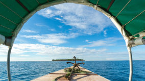 Heading to Changuu Islands Royalty Free Stock Photos