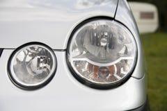 headlamp автомобиля Стоковое фото RF