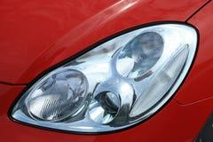 headlamp автомобиля Стоковое Изображение
