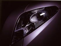 headlamp автомобиля Стоковые Фотографии RF