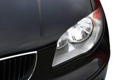 headlamp автомобиля bmw Стоковые Изображения