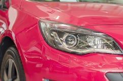 Headlamp автомобиля. Стоковые Фото