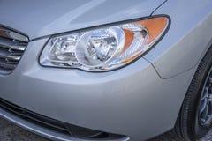 Headlamp автомобиля Стоковое Изображение RF