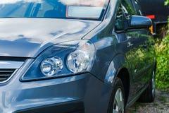 Headlamp автомобиля Стоковые Фото