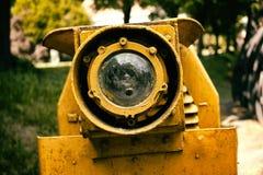 Headlamp двигателя Стоковое Изображение RF