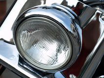 Headlamp. Stock Photos