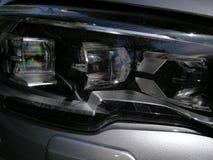 Headlamp. Car headlamp beautifull stock images