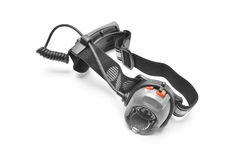 Headlamp Royalty Free Stock Photo