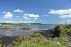 Headland and Bay Stock Photo