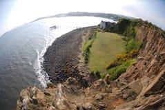 Headland View Royalty Free Stock Photos