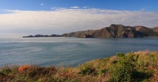 Headlands di Marin Fotografia Stock