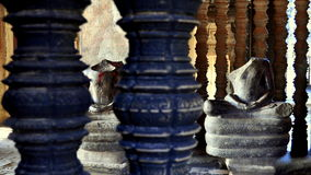 Headless άγαλμα του Βούδα, Angkor Wat, Καμπότζη Στοκ εικόνα με δικαίωμα ελεύθερης χρήσης