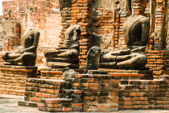 Headless Buddha Stock Photo