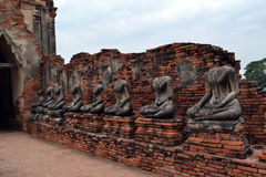Headless Buddha Royalty Free Stock Photo