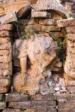 A headless goddess sculpture, Myanmar Stock Image