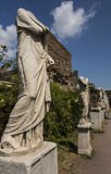 Headless Marble Statues Royalty Free Stock Photography