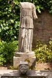 Headless roman statue Stock Image