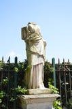 Headless Roman Statue Royalty Free Stock Photography