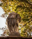 Headless statue Stock Photo