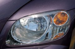 headlight Στοκ Εικόνα