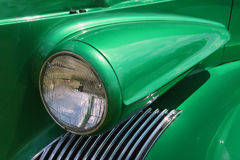 Headlight Royalty Free Stock Photo