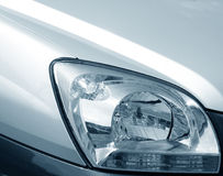 Headlight [3]. Headlight of modern car Stock Image