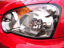 The Headlight Royalty Free Stock Photo