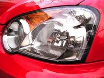 The Headlight.  Royalty Free Stock Photo