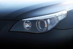 Headlight Art Stock Photography