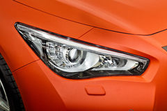 Headlight of car Royalty Free Stock Photography