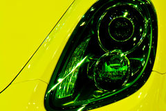Headlight of car Royalty Free Stock Images