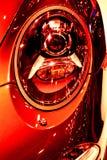Headlight of car Royalty Free Stock Photos