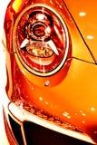 Headlight of car Royalty Free Stock Image