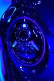 Headlight of car Stock Photography