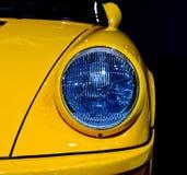 Headlight of car Royalty Free Stock Photo