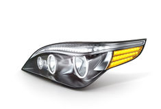 Headlight car Royalty Free Stock Images