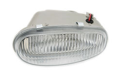 Headlight for cars Stock Image