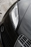 Headlight detail Royalty Free Stock Photography