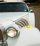 Headlight on Excalibur Limo. Headlight on an Excalibur Limousine Stock Photography