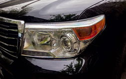 Headlight Royalty Free Stock Photography