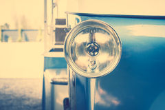 Headlight lamp Royalty Free Stock Images