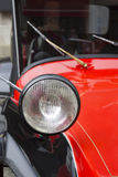 Headlight of an old car Royalty Free Stock Images