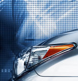 Headlight Royalty Free Stock Photos